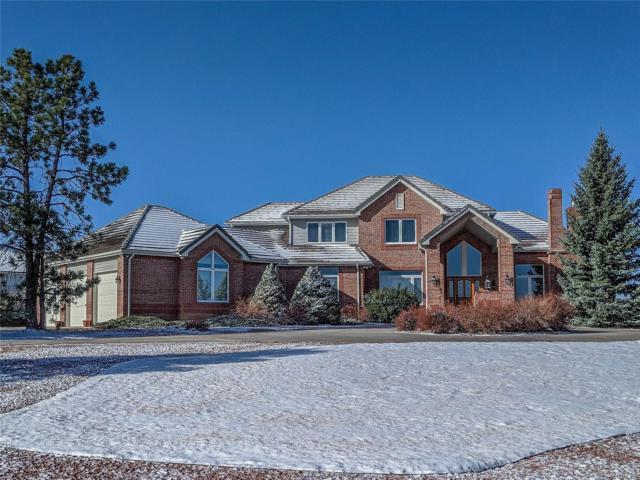 60 Bill Davis Road, Franktown, CO 80116 (#8654881) :: Bring Home Denver