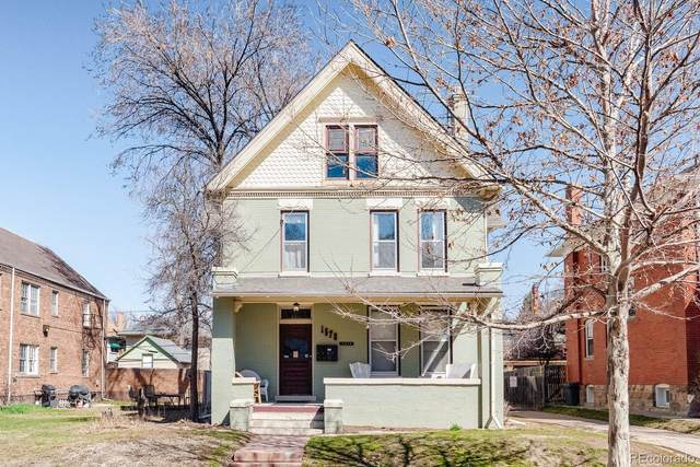 1570 Saint Paul Street, Denver, CO 80206 (#8655071) :: Arnie Stein Team | RE/MAX Masters Millennium