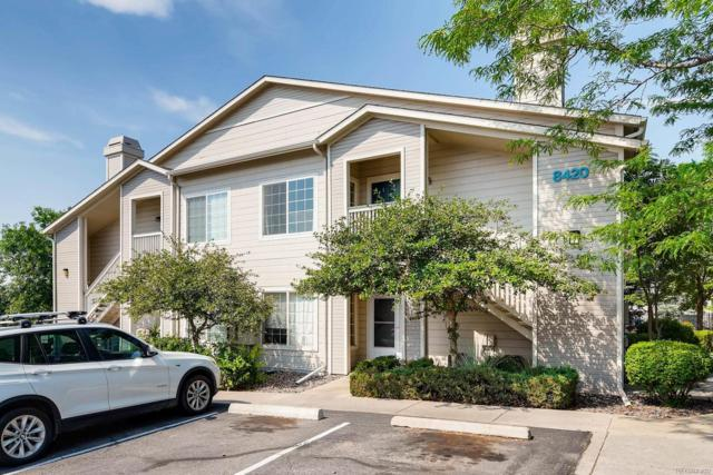 8420 Little Rock Way #203, Highlands Ranch, CO 80126 (#8655245) :: Briggs American Properties