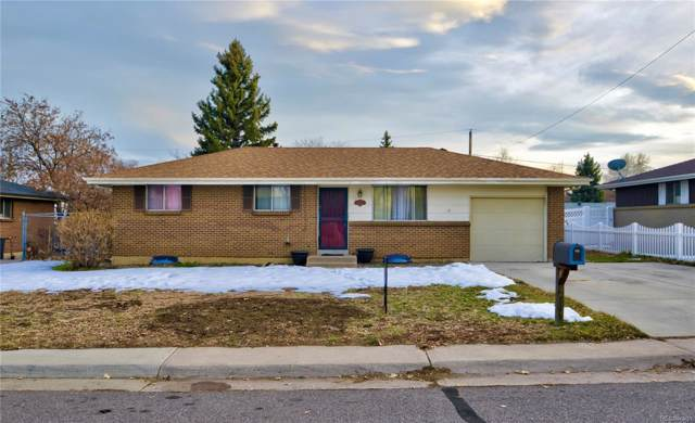 640 S Worchester Street, Aurora, CO 80012 (#8655982) :: 5281 Exclusive Homes Realty