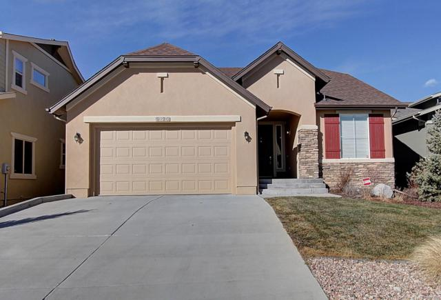 9120 Argentine Pass Trail, Colorado Springs, CO 80924 (#8656814) :: The City and Mountains Group