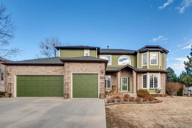 380 Golden Eagle Drive, Broomfield, CO 80020 (#8656845) :: The Harling Team @ Homesmart Realty Group