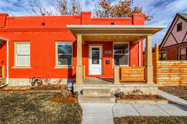 3425 W 36th Avenue, Denver, CO 80211 (#8657216) :: Wisdom Real Estate