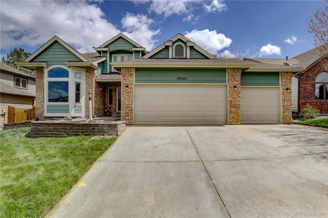 19043 E Low Drive, Aurora, CO 80015 (#8657256) :: The Gilbert Group