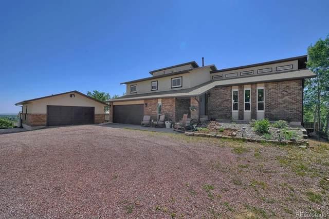 5340 Topaz Drive, Colorado Springs, CO 80918 (#8657276) :: The Griffith Home Team