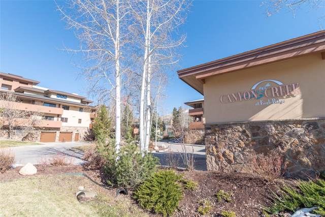 2720 Eagleridge Drive #202, Steamboat Springs, CO 80487 (#8657381) :: The DeGrood Team
