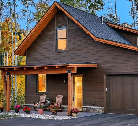 54 E Baron Way, Silverthorne, CO 80498 (MLS #8657521) :: Kittle Real Estate