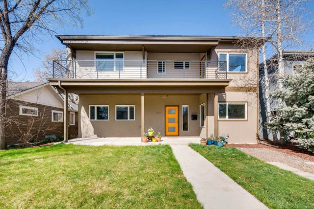 2145 S Lafayette Street, Denver, CO 80210 (#8658550) :: Wisdom Real Estate