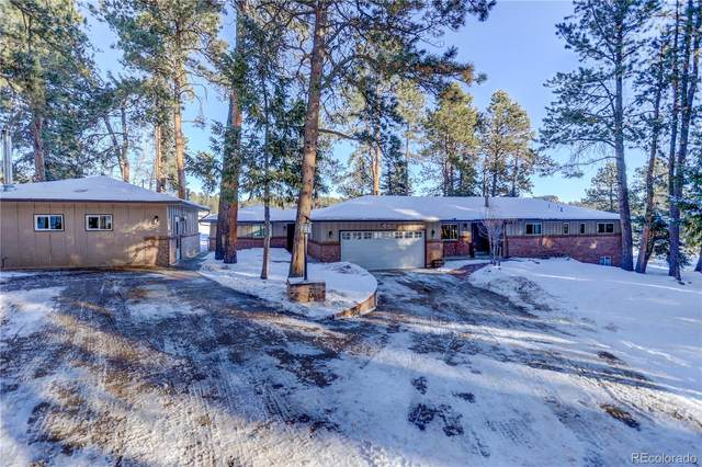 27981 Man O War Trail, Evergreen, CO 80439 (#8659161) :: Realty ONE Group Five Star