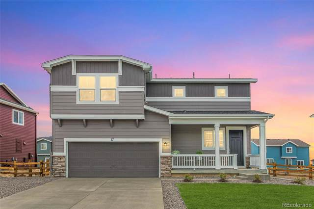 17 Marlowe Drive, Erie, CO 80516 (#8659685) :: Berkshire Hathaway HomeServices Innovative Real Estate