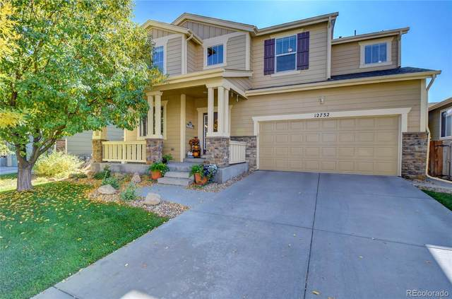 12732 E 105th Avenue, Commerce City, CO 80022 (#8659870) :: Mile High Luxury Real Estate