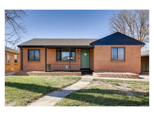 2331 Pontiac Street, Denver, CO 80207 (#8660090) :: Thrive Real Estate Group