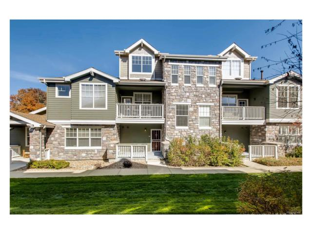 8460 Canyon Rim Trail #2, Englewood, CO 80112 (#8660568) :: ParkSide Realty & Management