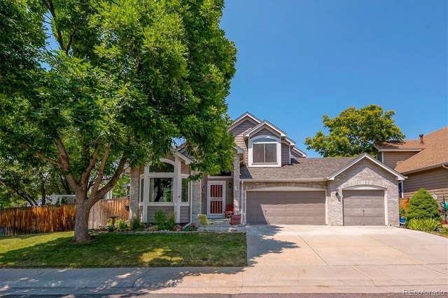 8007 W 78th Circle, Arvada, CO 80005 (#8660630) :: You 1st Realty