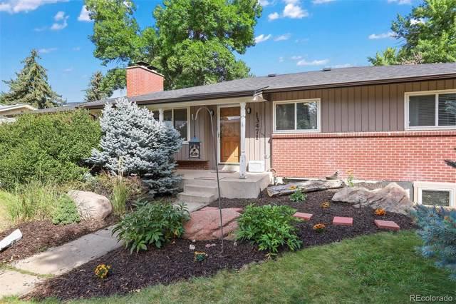 13471 W 25th Avenue, Golden, CO 80401 (#8660870) :: The HomeSmiths Team - Keller Williams