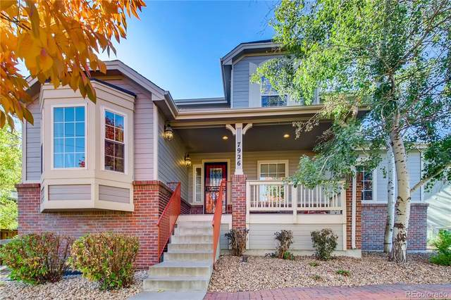 7926 W Kentucky Avenue, Lakewood, CO 80226 (#8660981) :: The Margolis Team