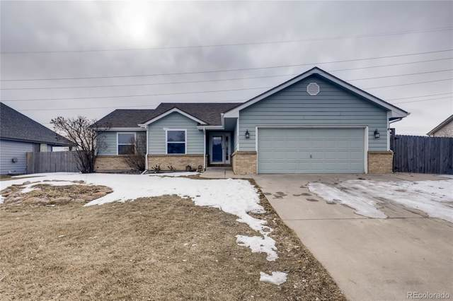 202 Eagle Avenue, Mead, CO 80542 (#8661225) :: The Dixon Group