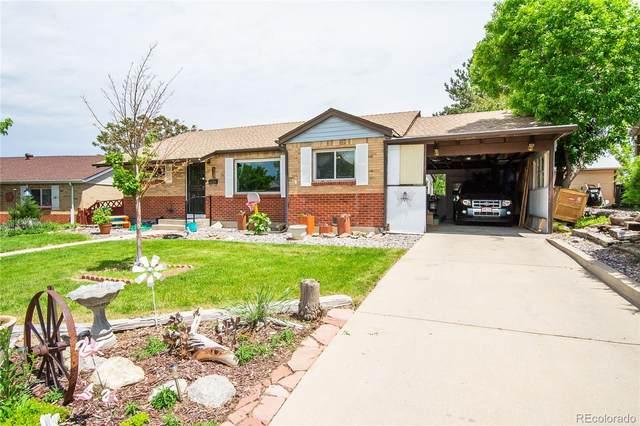 9300 Clayton Street, Thornton, CO 80229 (MLS #8661502) :: Find Colorado