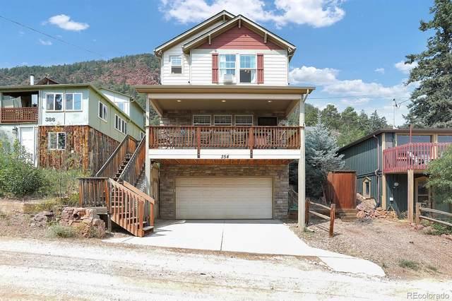 354 Corona Street, Palmer Lake, CO 80133 (#8661832) :: Symbio Denver