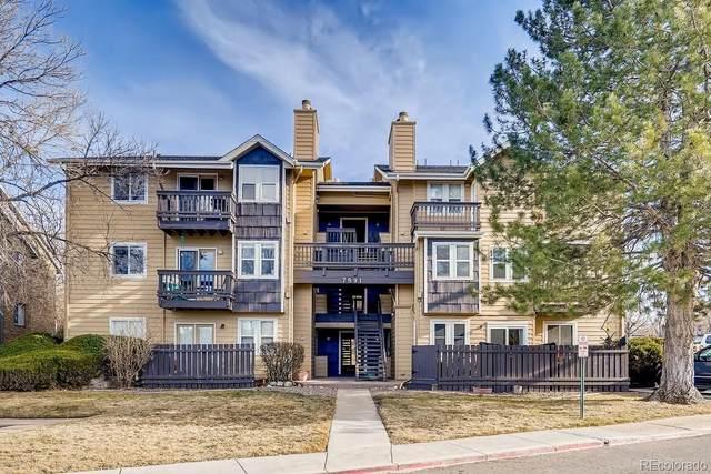 7891 Allison Way #304, Arvada, CO 80005 (MLS #8661964) :: 8z Real Estate