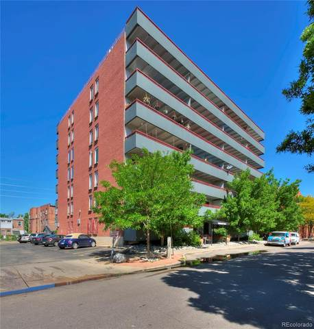 1441 N Humboldt Street #407, Denver, CO 80218 (#8662083) :: The Harling Team @ Homesmart Realty Group