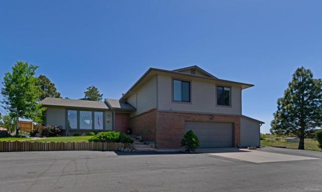 11244 N Thrush Drive, Parker, CO 80138 (#8662234) :: Bring Home Denver