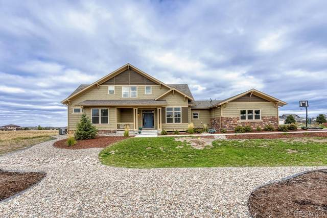 7035 Weaver Circle, Castle Rock, CO 80104 (MLS #8662524) :: Bliss Realty Group