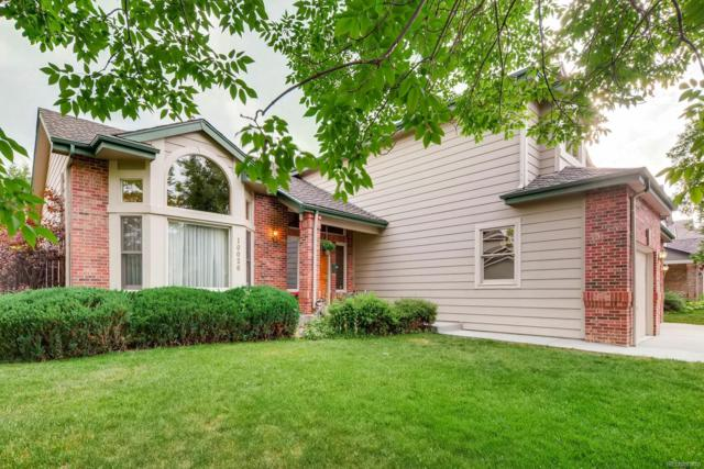 10026 Granite Hill Drive, Parker, CO 80134 (#8662690) :: The DeGrood Team