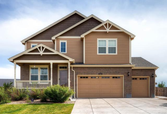 5991 S Little River Court, Aurora, CO 80016 (#8662979) :: The DeGrood Team