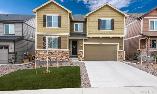 4744 S Wenatchee Circle, Aurora, CO 80015 (#8663060) :: Sultan Newman Group