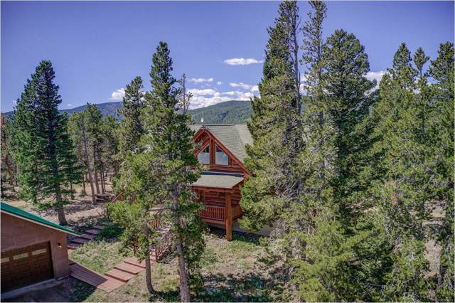 500 County Road 128N, Nederland, CO 80466 (#8663455) :: The DeGrood Team