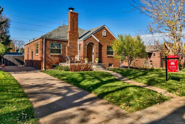 1445 Clermont Street, Denver, CO 80220 (#8663605) :: The Heyl Group at Keller Williams