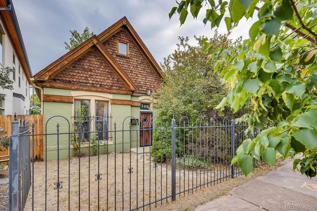 746 Fox Street, Denver, CO 80204 (MLS #8663808) :: 8z Real Estate
