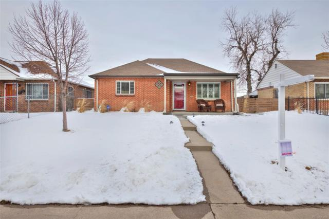 2854 Poplar Street, Denver, CO 80207 (#8663834) :: The Heyl Group at Keller Williams