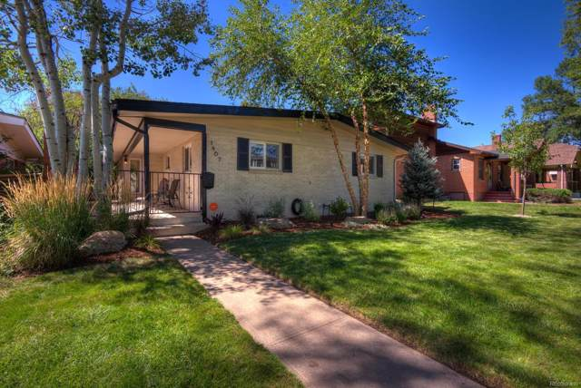 1467 S Lafayette Street, Denver, CO 80210 (MLS #8664084) :: 8z Real Estate