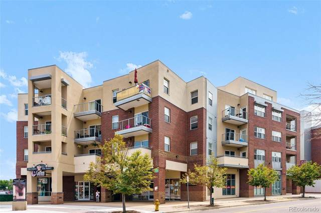 2550 Washington Street #201, Denver, CO 80205 (#8664397) :: Venterra Real Estate LLC