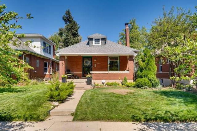 1420 S Sherman Street, Denver, CO 80210 (MLS #8664520) :: 8z Real Estate