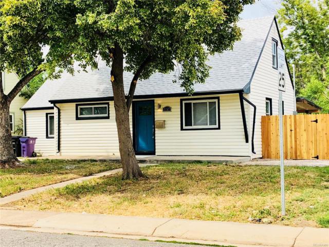 3325 W Harvard Avenue, Denver, CO 80219 (#8664527) :: The Griffith Home Team