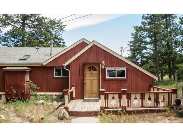 11689 Ranch Elsie Road, Golden, CO 80403 (MLS #8664533) :: 8z Real Estate