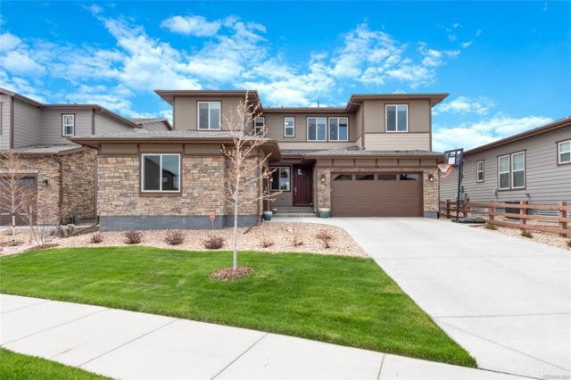 7925 S Grand Baker Street, Aurora, CO 80016 (MLS #8664636) :: 8z Real Estate