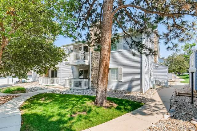 13270 E Jewell Avenue #103, Aurora, CO 80012 (#8664725) :: The HomeSmiths Team - Keller Williams