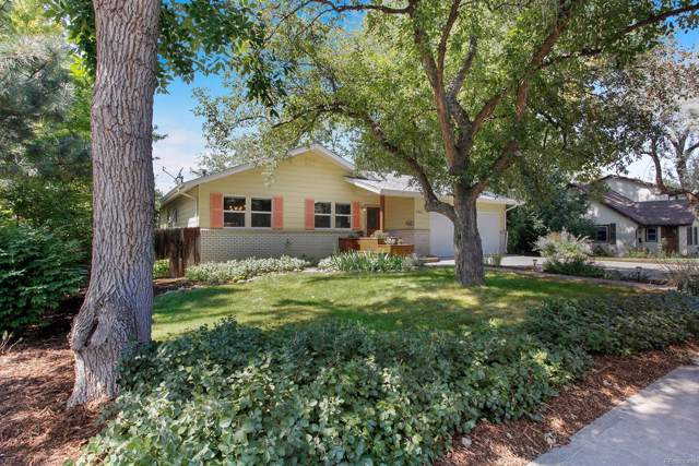 6467 S Gallup Street, Littleton, CO 80120 (MLS #8664798) :: 8z Real Estate