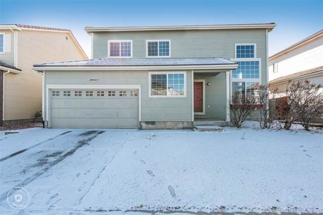 20422 E 40th Place, Denver, CO 80249 (#8664854) :: The Heyl Group at Keller Williams