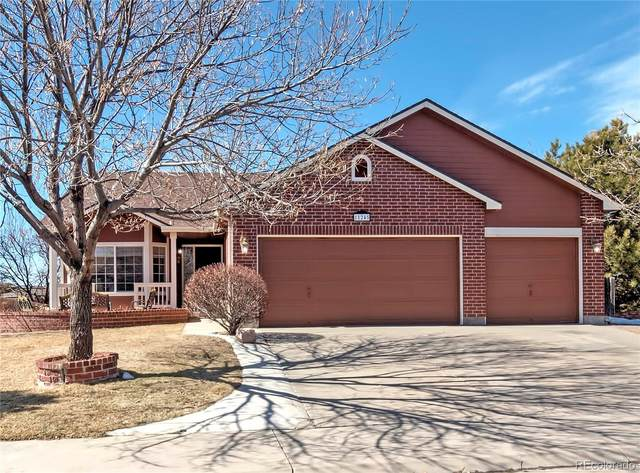 11245 Tamarron Court, Parker, CO 80138 (#8664980) :: The HomeSmiths Team - Keller Williams