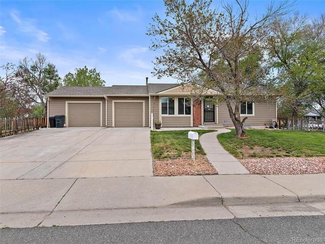 6225 W 66th Avenue, Arvada, CO 80003 (#8665187) :: The Harling Team @ Homesmart Realty Group
