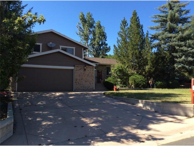 203 Elm Avenue, Castle Rock, CO 80104 (#8665453) :: RE/MAX Professionals