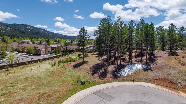1205 Cottontail Trail, Woodland Park, CO 80863 (#8665585) :: The Gilbert Group