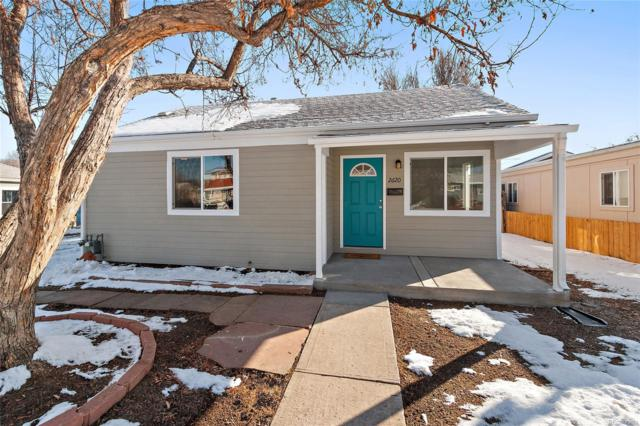 2620 S Hazel, Denver, CO 80219 (#8665669) :: The City and Mountains Group
