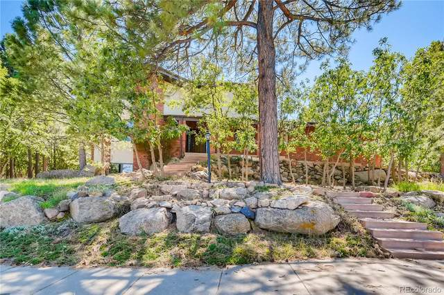 45 Beckwith Drive, Colorado Springs, CO 80906 (MLS #8665692) :: 8z Real Estate