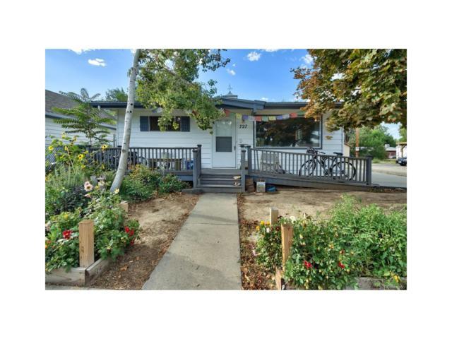 727 Mesa Avenue, Grand Junction, CO 81501 (MLS #8666392) :: 8z Real Estate